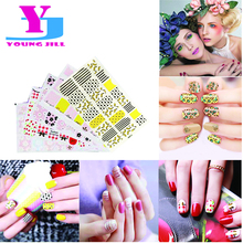 Manicure commodity venture capital supply convenience stickers are really manufacturers shipped fast spot nail stickers