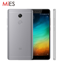 "Original Xiaomi Redmi Note 4X 4 X Mobile Phone Snapdragon 625 Octa Core 5.5"" FHD 3GB RAM 32GB ROM 13.0MP Camera Fingerprint ID"