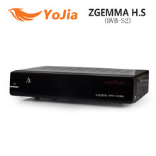 [Genuine] ZGEMMA H.S Satellite TV Box Receiver DVB S2 Enigma2 Linux OS 2000DMIPS CPU PROCESSOR BCM7362