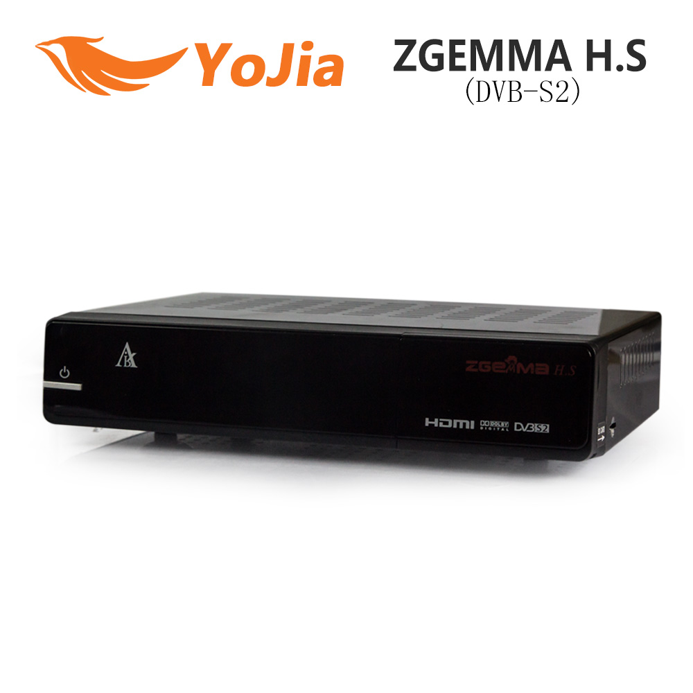 [Genuine] ZGEMMA H.S Satellite TV Box Receiver DVB S2 Enigma2 Linux OS 2000DMIPS CPU PROCESSOR BCM7362<br><br>Aliexpress