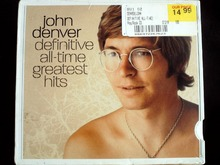 John Denver - Definitive All-Time Greatest Hits USA Original CD SEALED Digipak