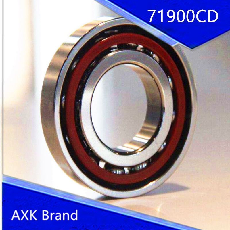 1pcs 71900 71900CD P4 7900 10X22X6 AXK Thin-walled Miniature Angular Contact Bearings Speed Spindle Bearings CNC ABEC-7<br><br>Aliexpress