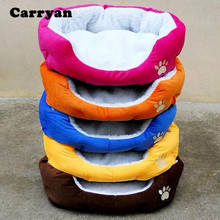 Double sided available all seasons Big Size extra large dog bed House sofa Kennel Soft Fleece Pet Dog Cat Warm Bed