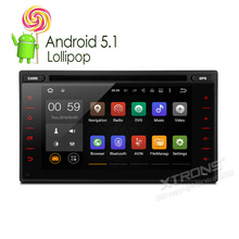 XTRONS 6.2 inch 2 din Android 5.1 Car DVD Player Radio Stereo GPS for Nissan X - TRAIL 2001-2008 2009 2010 2011 FRONTIER TERRANO