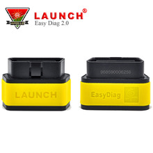 Launch X431 EasyDiag 2.0 For Android/iOS 2 in 1 OBDII Diagnostic Tool Easy Diag Adapter Bluetooth Connector