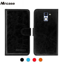 Luxury PU Leather Exclusive Slip-resistant Flip wallet case for HomTom HT30 Ultra-thin Phone Cover,book case,gift