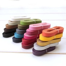 100*1 CM 20PCS 20Colors,PU Leather Belt Handbag Handles For DIY Handmade Bag Buckle Bag Parts & Accessories Material Can Choose