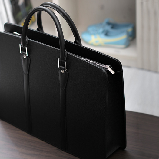 New Arrival 2017 man fashion handbag pu leather briefcase, male casual shaping bag business briefcase, black color high quality<br><br>Aliexpress