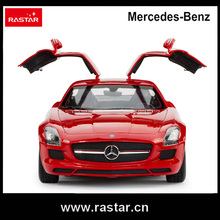 Rastar Licensed R/C 1:14 Mercedes-Benz SLS AMG 2016 RC Toys & Hobbies Mini Full Function High Speed Electric Drift Racing 47600