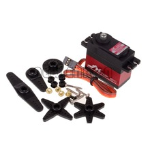 DQR PDI-6209MG RC JX Digital Servo Steering Arms 62g/9KG/0.15sec 180 degree RC123 Store(China)