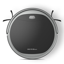 Sweeping Robot Vacuum Cleaner Intelligent Household Slim Fully Automatic Wipe Machine To Mop Mute Automatically Recharge(China)