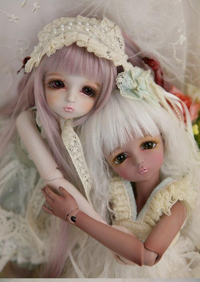 leeke mikhaila bjd / sd soom doll volks toy fl wawa dod joint doll little angel Free Shipping<br><br>Aliexpress