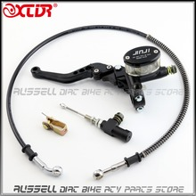 1200mm Hydraulic Clutch Lever Master Cylinder Knitting oil hose 125 ~ 250cc Dirt Pit Bike Motorcycle(China)