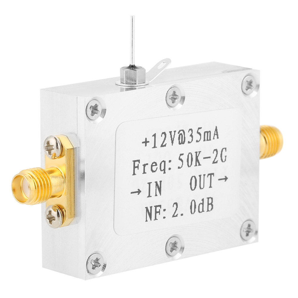 RF Amplifier Signal Receiver (1)