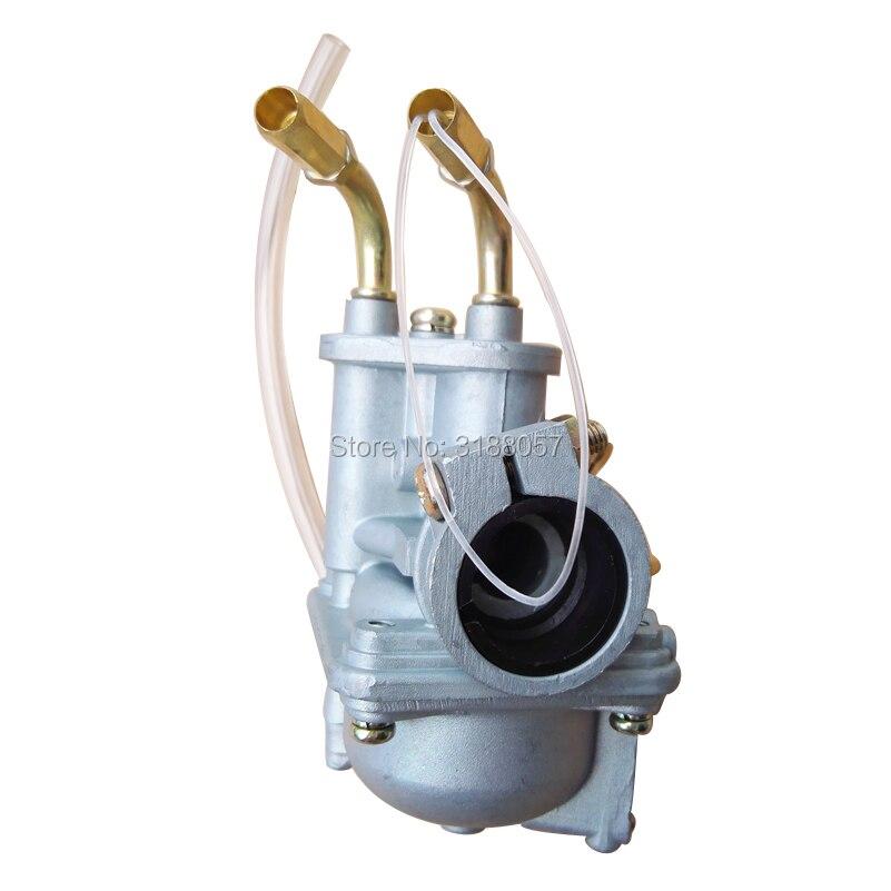 CARBURETOR THROTTLE GAS CHOKE CABLE SET FOR YAMAHA PW50 1981-2009 CARB USA SHIP