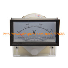 mechanical panel AC DC voltmeter 85L17 85C17 voltage meter(China)