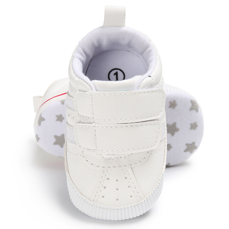 Fashion PU Leather Baby Moccasins Newborn Baby Shoes For Kids Sneakers Infant Indoor Crib Shoes Toddler Boys Girls First Walkers 16