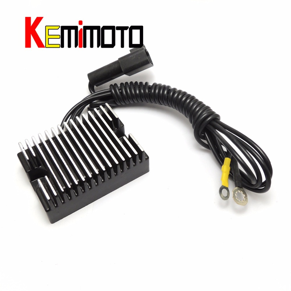 For Motorcycle Parts Regulator Rectifier for Fat Boy 2000 Softail Repl 74512-00 12 Volt<br>