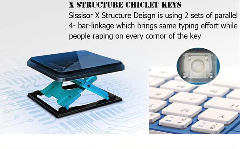 Wireless Keyboard KB228 (6)