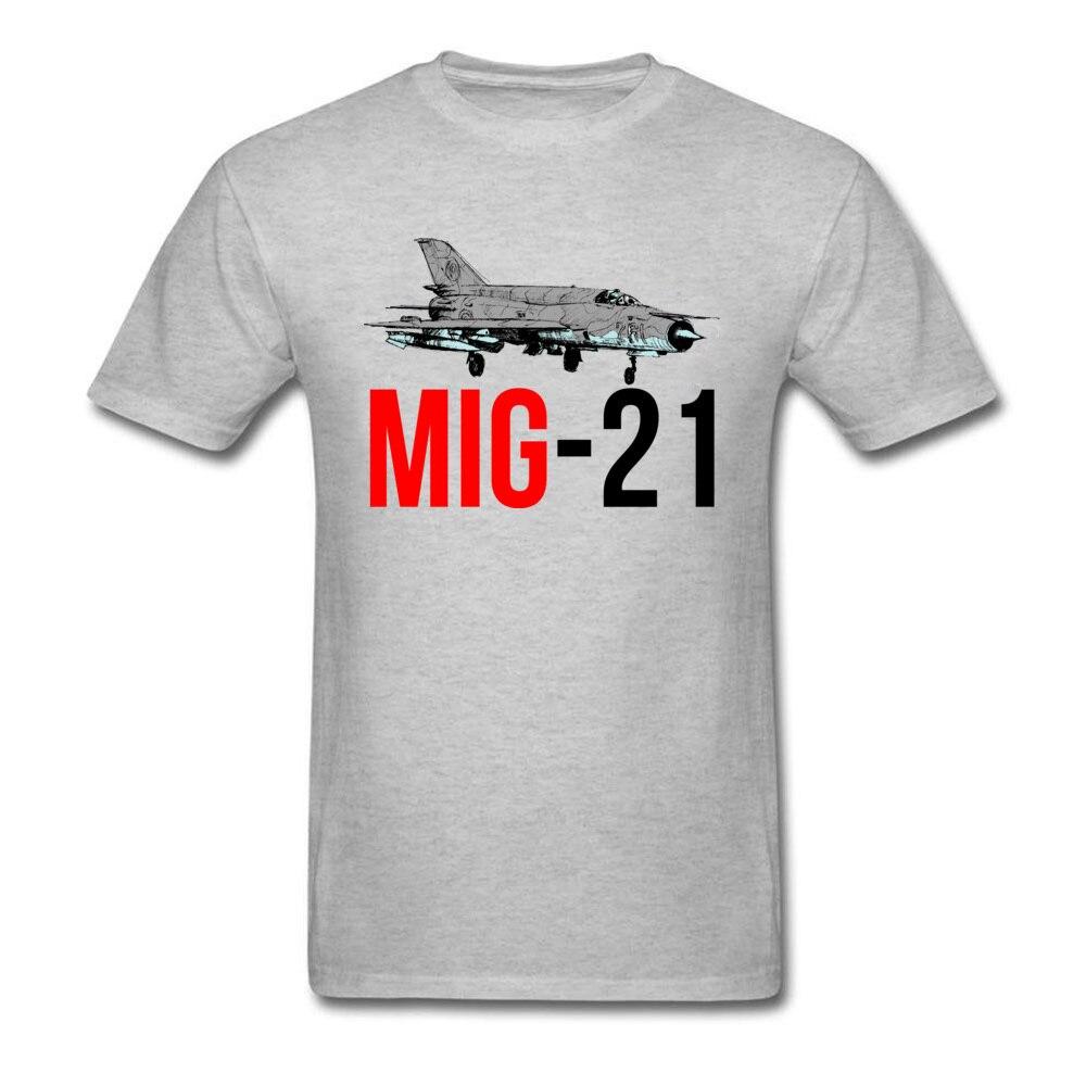 MIG 21 Jet Air Plane_grey