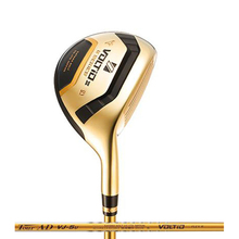 Hot New Golf clubs KATANA VOLTIO III Golf Hybrids wood or 19.22 25 degree 1pcs clubs wood and Graphite Golf shaft Free shipping(China)