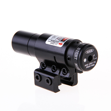 11mm 20mm  Sale Outdoor Red Dot Laser Adjustable Picatinny Rail Hunting Tactical Airsoft Air Guns Red Dot Laser FJ36 Outdoor