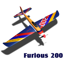 HSD RC fighter Furious 200,Furious200, racing RC model,radio control model