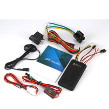 Manufacturers for the car / motorcycle / battery car locator anti-theft device GT06GPS locator