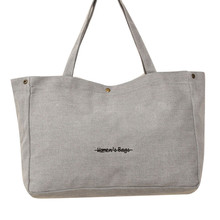 Canvas Tote Female Single Shoulder Shopping Bags Large Capacity Women Canvas Beach Bags Casual Tote Feminina Wholesale 20JE6