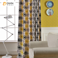 DIHIN 1PC Curtains Made Ready Window Drapes Curtain For Living Room Cortina Sala High Quality Product