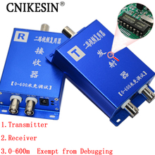 CNKESIN Monitor video multiplexer,2 channel video combiner,dual video adder,two in one,common cable transmission,one line pass