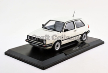 * Classic 1:18 Volkswagen VW GOLF CL 1989 Die Cast Model Car Metal Sedan Model Festival Gifts Mini Vehicle