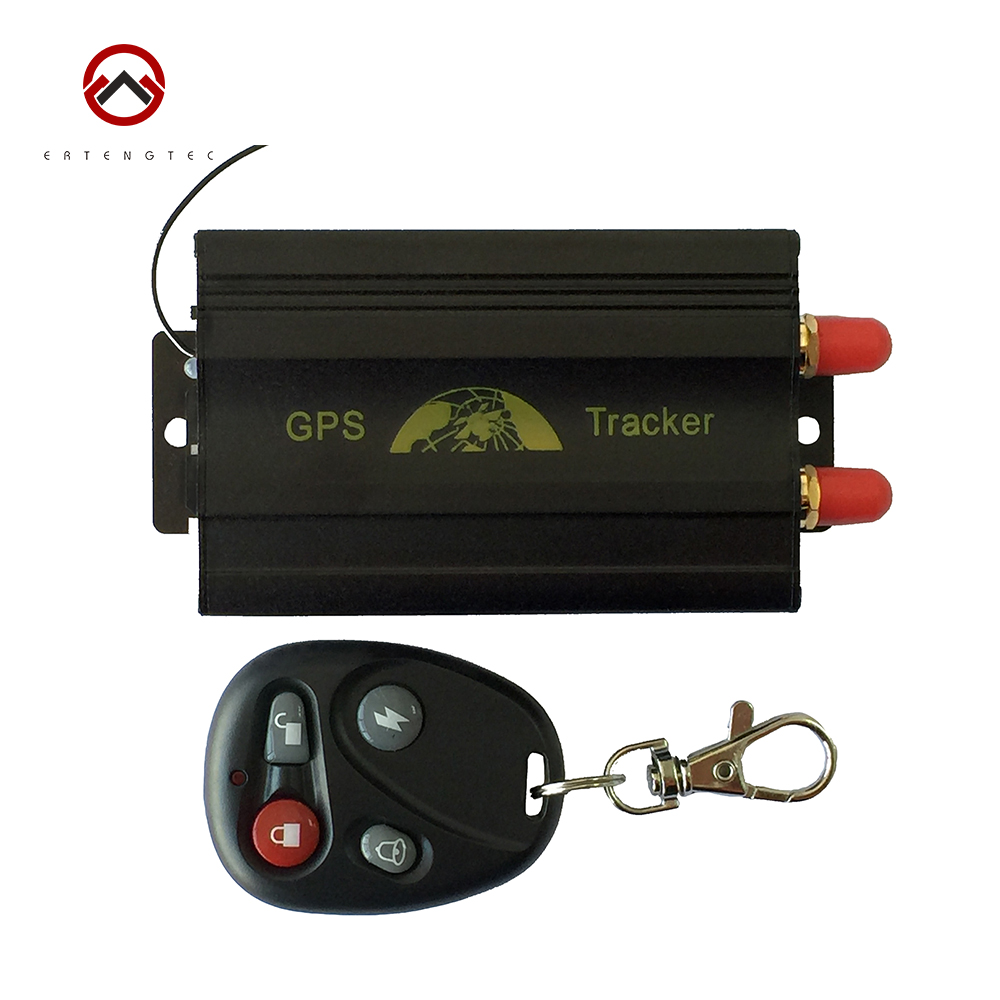 Car GPS Tracker Coban TK103B GSM GPRS Tracking System GPS103B Motorcycle GSM Alarm Location Remote Control Cut Off Oil Power <br><br>Aliexpress