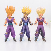 8'' 20cm Dragon Ball Z Master Stars Piece MSP The Son Gohan PVC Action Figure Collectible Model Toy Special Color Ver.(China)