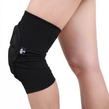 1 Pair Outdoor Extreme Sports knee pads Protect Skiing Football Cycling knee support protector for basketball volleyball MUQGEW(China)