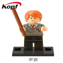 XH 314 2Super Heroes Ron Weasley Harry Potter Professor Literature Novels Bricks Action Building Blocks Children Gift Toys - Minifigures store
