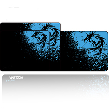Speed/Control Version big mouse pad locking edge gaming mouse pad non-slip table mat for dota cs go