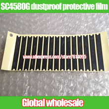 60pcs SC4580G 60MM dustproof protective film dust sheet for Slide fader potentiometer
