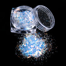 Nail Tools Chunky Mixed Glitter for Face Body Nails Eye Shadow Festivals  Tattoo Cosmetic decoration C0910 f02efa1126d7