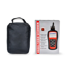 Free shipping 2016 newest Autel MaxiScan MS509 OBDII / EOBD Auto Code Reader MS 509 OBD 2 scanner