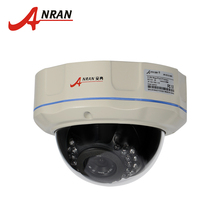 ANRAN 1080P 2MP Sony Sensor 25fps Network IP Camera Vandalproof Dome HD IR Onvif H264 Outdoor Security Surveillance Camera