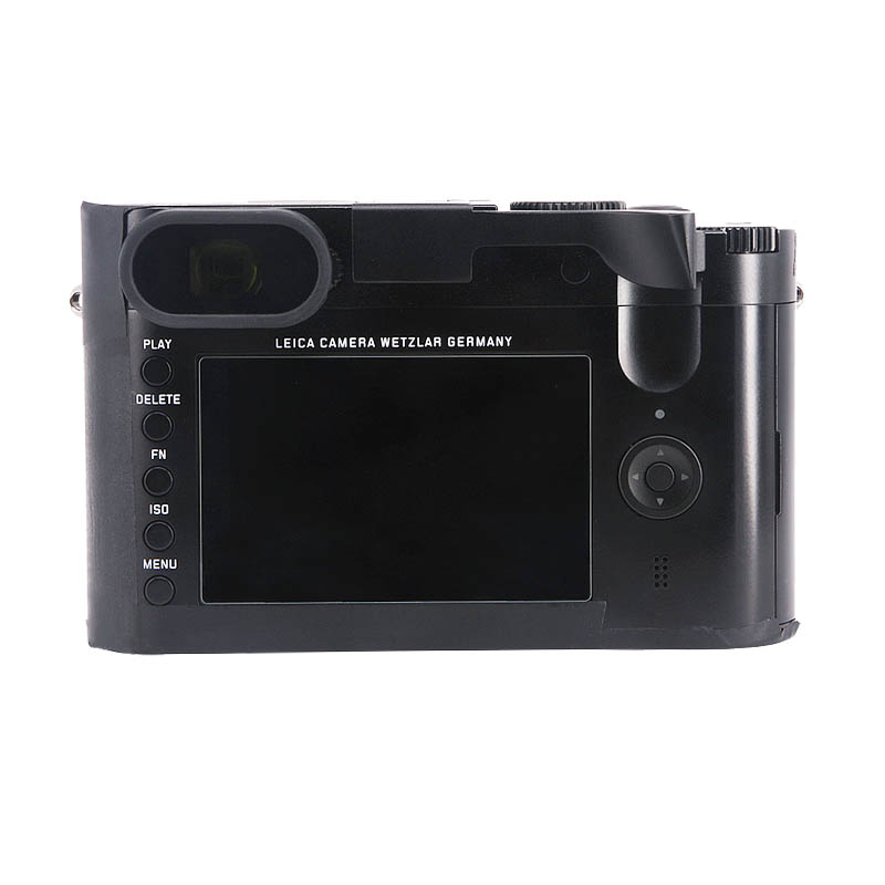 Accommodates Microphones Or Flashes Typ 116 // Leica Q2 Aluminum Mini Folding Bracket for Leica Q