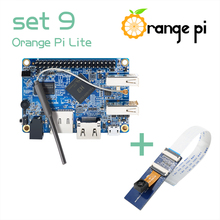 Orange Pi Lite SET 9   Pi Lite and Camera with wide-angle lens  not raspberry pi 2