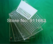 4# Capsules Used,with tamping tool) 187 cavity manual capsule filling machine,capsule machine 4( 6 parts in all)