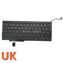 "For Macbook Pro 17"" A1297 Laptop Parts United Kingdom Keyboard UK Keyboard"