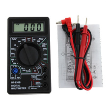 LCD Digital Multimeter DT-830B Tester AC/DC 750/1000V Amp Volt Ohm Tester Multifunctional Digital Multimeter Portable Meter