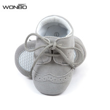 2017 Baby Shoes Toddler Infant Unisex Boys Girls Soft PU Leather Moccasins Girl Baby Boy Shoes bebes chaussures fille garcon(China)