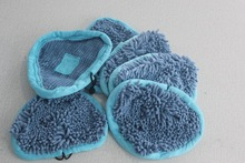 Free shipping Microfibre Coral Pad for Steam Mop X5 Washable