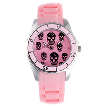 waterproof wrist watch, very cheap silicone watches, 3atm couple design teenagers quartz watch