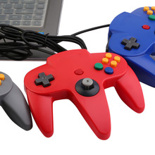 High Quality USB Wired Handle Game Controller Pad Joystick for Nintendo System For Windows For Mac 5 Colors Optional